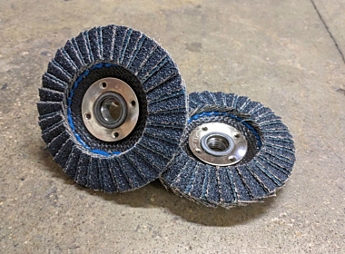 Flap Discs: The Right Selection and Technique Can Save Time and Money